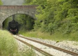 in treno alla scoperta della pedemontana friulana
